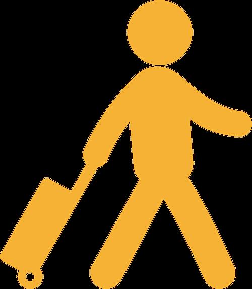 Pflegedienst Christoph, Urlaubsbetreuung, Icon